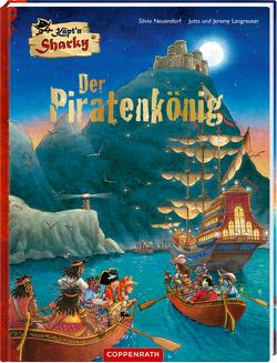 Käpt'n Sharky – Der Piratenkönig von Langreuter,  Jeremy, Langreuter,  Jutta, Neuendorf,  Silvio