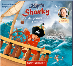 Käpt'n Sharky und die geheimnisvolle Nebelinsel (CD) von Bielfeldt,  Rainer, Langreuter,  Jeremy, Langreuter,  Jutta, Neuendorf,  Silvio, Prahl,  Axel
