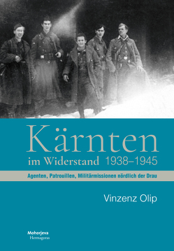 Kärnten im Widerstand von Olip,  Vinzenz