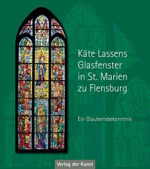 Käte Lassens Glasfenster in St. Marien zu Flensburg