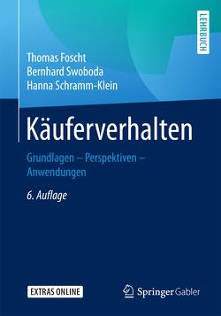Käuferverhalten von Foscht,  Thomas, Schramm-Klein,  Hanna, Swoboda,  Bernhard
