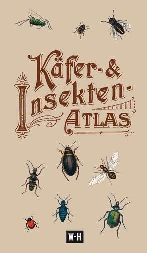 Käfer- & Insekten-Atlas von Konakowitsch,  Ted