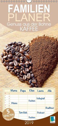 Kaffee: Genuss aus der Bohne (Wandkalender 2019 , 21 cm x 45 cm, hoch) von CALVENDO