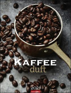 Kaffeeduft Kalender 2021 von Weingarten