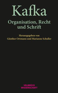 Kafka von Ortmann,  Günther, Schuller,  Marianne