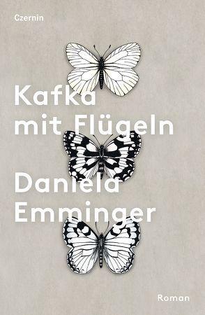 Kafka mit Flügeln von Emminger,  Daniela