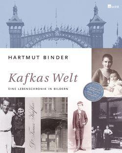 Kafkas Welt von Binder,  Hartmut
