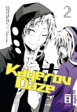 Kagerou Daze 02 von Ilgert,  Sakura, Jin, Sato,  Mahiro