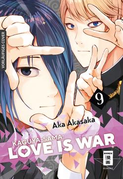Kaguya-sama: Love is War 09 von Akasaka,  Aka, Keller,  Yuko