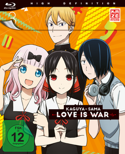 Kaguya-sama: Love Is War – Blu-ray 3 von Hatakeyama,  Mamoru