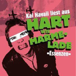 Kai Havaii liest aus Hart wie Marmelade von Havaii,  Kai