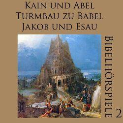 Kain, wo ist dein Bruder? Der Turmbau zu Babel Jakob und Esau von Fick,  Ulrich, Kühn,  Johannes, Riede,  Johannes