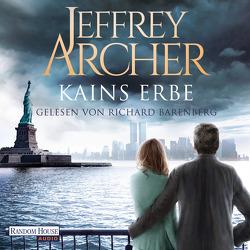 Kains Erbe von Archer,  Jeffrey, Barenberg,  Richard, Winger,  Ilse
