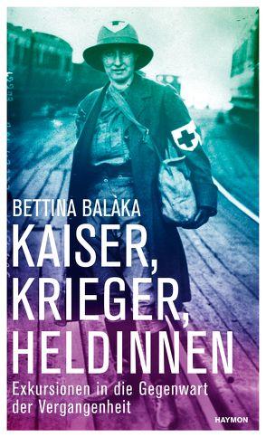 Kaiser, Krieger, Heldinnen von Baláka,  Bettina