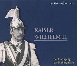 Kaiser Wilhelm II. von Kügow,  Detlef, Marosch,  Marina, Offenberg,  Ulrich