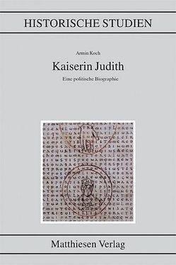 Kaiserin Judith von Koch,  Armin