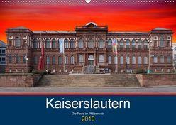 Kaiserslautern – die Perle des Pfälzerwaldes (Wandkalender 2019 DIN A2 quer) von Robert,  Boris