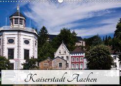 Kaiserstadt Aachen (Wandkalender 2019 DIN A3 quer) von boeTtchEr,  U