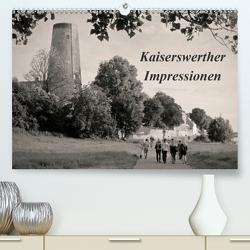 Kaiserswerther Impressionen (Premium, hochwertiger DIN A2 Wandkalender 2021, Kunstdruck in Hochglanz) von Pascha,  Werner