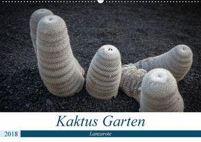 Kaktus Garten Lanzarote (Wandkalender 2018 DIN A2 quer) von Krieger,  Peter
