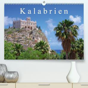 Kalabrien (Premium, hochwertiger DIN A2 Wandkalender 2020, Kunstdruck in Hochglanz) von LianeM
