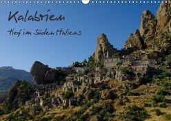 Kalabrien – tief im Süden Italiens (Wandkalender 2018 DIN A3 quer) von Hegerfeld-Reckert,  Anneli