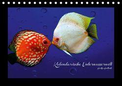 Kalendarische Unterwasserwelt (Tischkalender 2018 DIN A5 quer) von Hultsch,  Heike