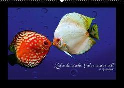 Kalendarische Unterwasserwelt (Wandkalender 2018 DIN A2 quer) von Hultsch,  Heike