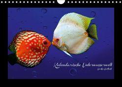 Kalendarische Unterwasserwelt (Wandkalender 2018 DIN A4 quer) von Hultsch,  Heike