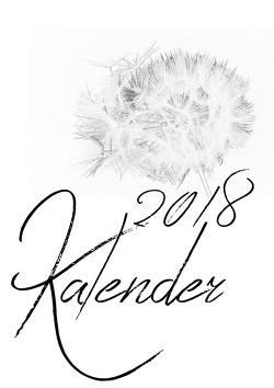Kalender 2018 von Weinberger,  Bine