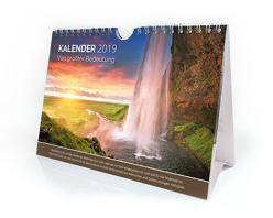 Kalender 2019 von Blanchard,  John, Träger,  Michelle