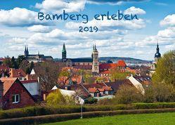 Kalender 2019 – Bamberg erleben von Schabel,  Jürgen