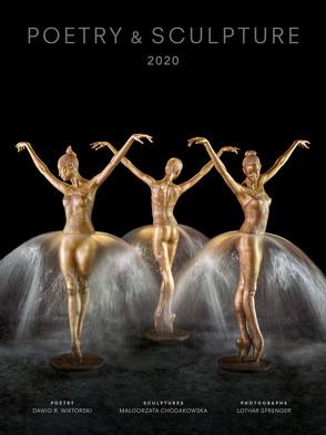 """Kalender 2020 """"Poetry & Sculpture"""" Deutsche Variante von Malgorzata,  Chodakowska"""