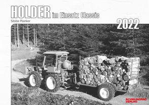 Kalender 2022 – Holder im Einsatz Classic von Planker,  Sibille