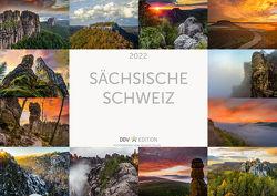 """Kalender 2022 """"Sächsische Schweiz"""" A3"""