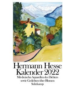 Kalender 2022 von Hesse,  Hermann