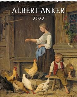 Kalender Albert Anker 2022