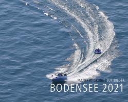 Kalender Bodensee 2021 von Grohe,  Manfred