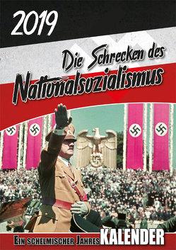 Kalender: Die Schrecken des Nationalsozialismus von Preißinger,  Adrian