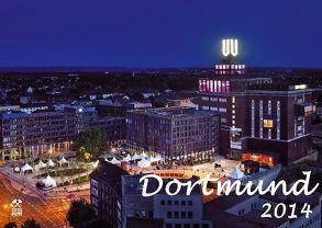 Kalender Dortmund 2014 von Kriegel,  Michael