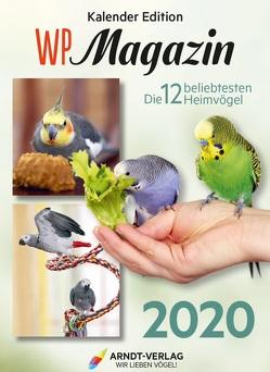 Kalender Edition WP-Magazin 2020 DIN A4 Hochformat