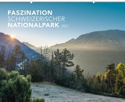 Kalender Faszination Schweizerischer Nationalpark 2021 von Lozza,  Hans