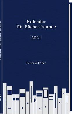 Kalender für Bücherfreunde. Das Jahr 2021 von Berner,  Rotraut Susanne, Pfeiffer,  Carsten