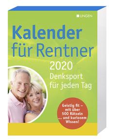 Kalender für Rentner 2020