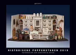 Historische Puppenstuben 2019 von Beyer,  Constantin