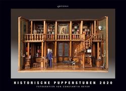 Kalender Historische Puppenstuben 2020 von Beyer,  Constantin