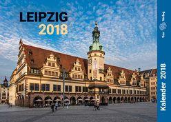 Kalender Leipzig 2018 von Röhling,  Birgit, Röhling,  Jürgen