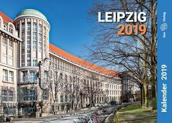 Kalender Leipzig 2019 von Röhling,  Birgit, Röhling,  Jürgen