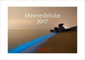 Kalender Meeresblicke 2017 von Gelpke,  Nikolaus
