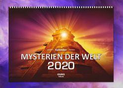 "Kalender ""Mysterien der Welt 2020"""